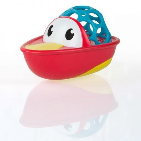 PlanToys Grab & Splash Rød