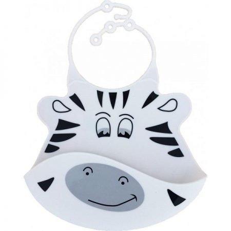 Virgel Hagesmæk i silikone Zebra