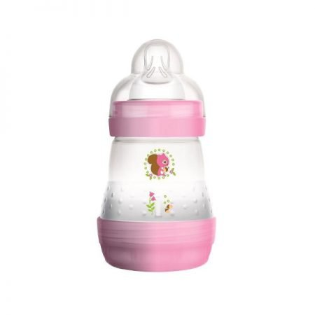 MAM Anti Kolik Sutteflaske Easy Start 160 ml Pink