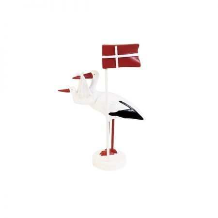 Stork med Flag Kids by Friis