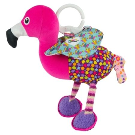 Lamaze Fiona Flamingo rangle